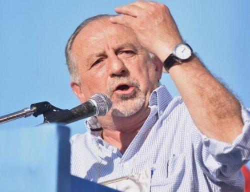 """Hugo Yasky: """"La idea es que tengamos una marcha el 1º de marzo y luego otra movilización en el Congreso"""""""