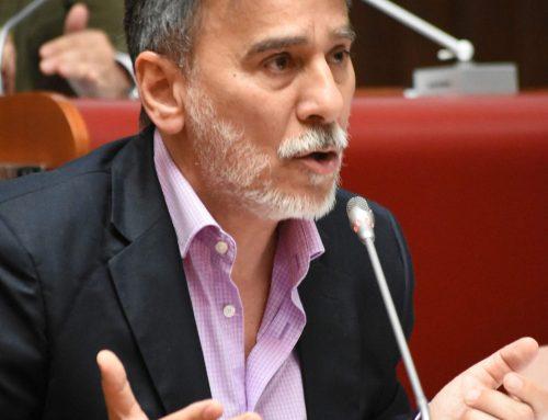 Conde le pide al Gobernador que dé explicaciones sobre el retraso en el pago de salarios