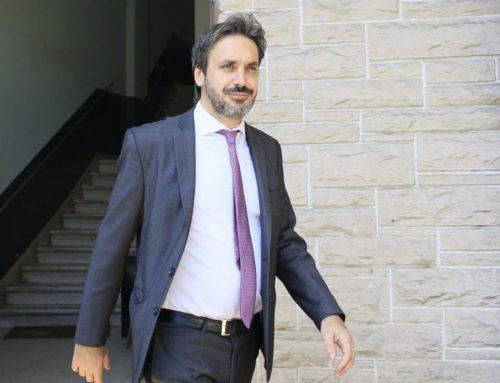 Ramos Padilla expuso en la Bicameral de Inteligencia por dos horas