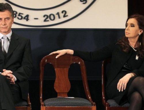 Senadora CFK comparó en Twitter la dictadura argentina con las políticas de Macri