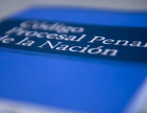 Macri envía reforma del Código Penal de la Nación