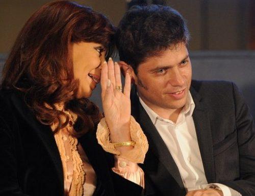 Kicillof no descarta ser candidato presidencial si CFK no se postula