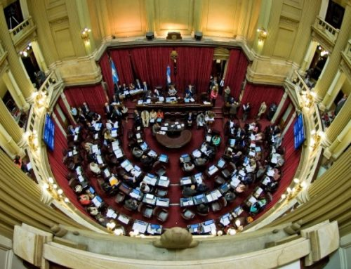 La legislatura realizó una sesión especial por el Día de la Memoria, Verdad y Justicia