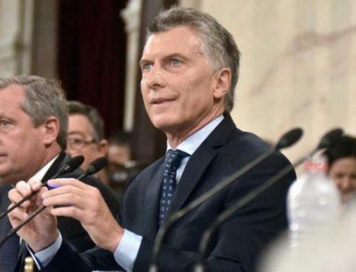 Mauricio Macri envió al Congreso el nuevo Código Penal