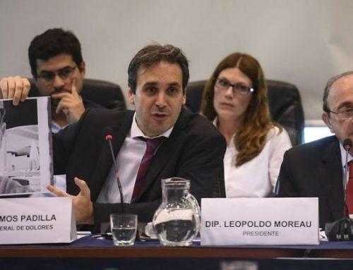 Ramos Padilla volvió al Congreso: expone  en la Bicameral de Inteligencia