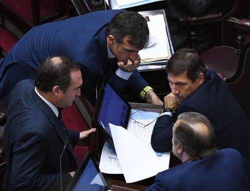 La publicidad electoral trabó la sesión del proyecto de financiamiento político