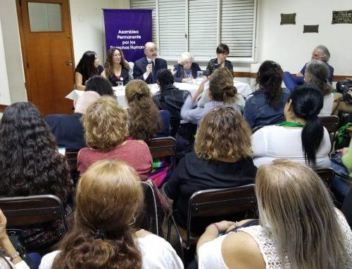 Tomada presentó un proyecto de ley para implementar un sistema integral de cuidados