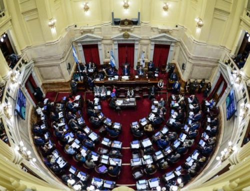 Cambiemos busca avanzar en el Senado definitivamente con el demorado proyecto de financiamiento político
