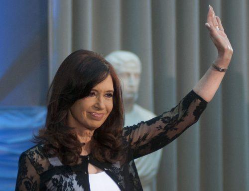 """Senadora CFK agradeció en Twitter: """"gracias por todo el cariño y la fuerza"""""""