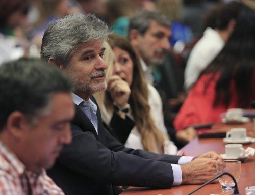 Filmus presentó proyecto de Ley del Instituto Nacional del Libro Argentino
