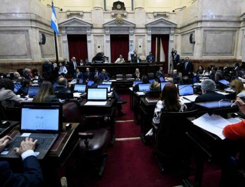 El Senado dio media sanción a la Ley de Financiamiento Político