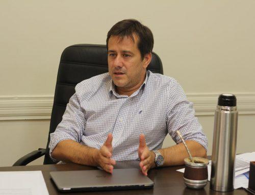 Recalde presentó un proyecto para que los clubes de barrio tengan una tarifa social