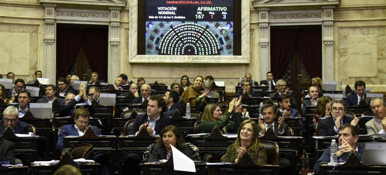 Diputados aprobó el proyecto que regula el ejercicio profesional de la obstetricia