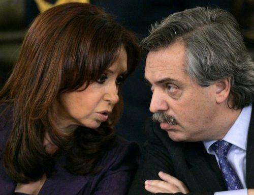 CFK anunció que Alberto Fernández será su candidato a presidente y ella será vice