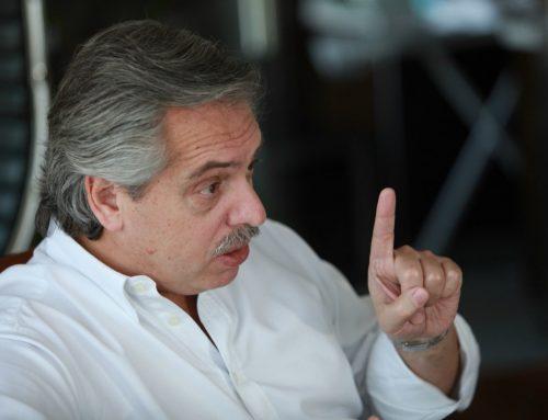 Alberto Fernández: «del segundo mandato de Cristina a mí me cuesta muchísimo encontrar un elemento valioso»
