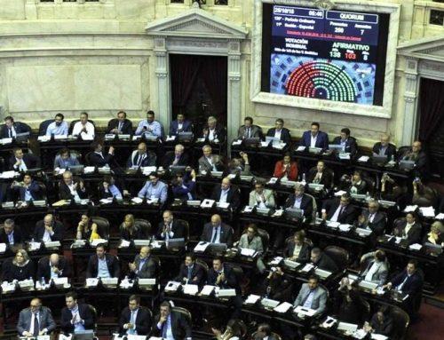 La oposición no pudo hacer ingresar Ficha Limpia en el temario de la sesión de este miércoles