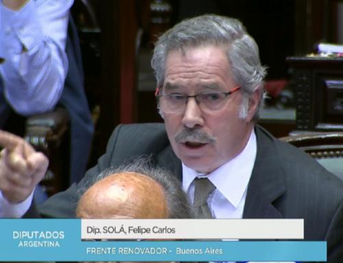 Felipe Solá: «Sigo creyendo en la unidad del peronismo»