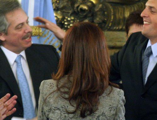 Massa apoyaría la candidatura de Alberto Fernández a presidente: «Tengo respeto por Alberto»