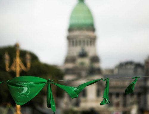 Campaña #CongresoVerde: Por la legalización del aborto, estrenan documental e ingresan nuevo proyecto el 28/05