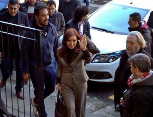 Con la etiqueta #FuerzaCristina, diputados opositores muestran mensajes de apoyo a CFK