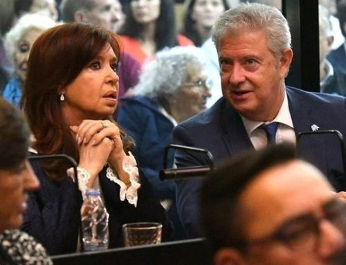 Senadora Cristina Fernández solicitó autorización para no asistir nuevamente a Comodoro Py