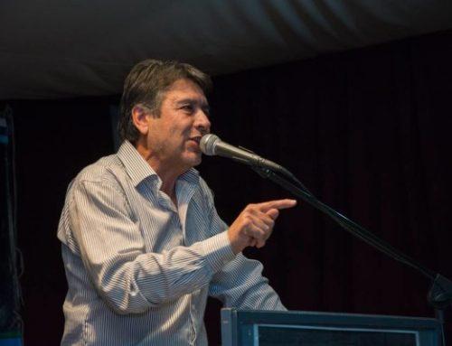 """Eduardo Fuentes: """"Cristina Kirchner es nuestra candidata, sin condicionamientos de candidaturas provinciales"""""""