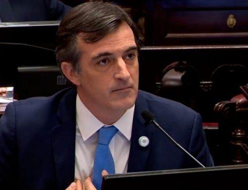 Esteban Bullrich sobre ARA San Juan: «Para nosotros Aguad no tiene responsabilidad»