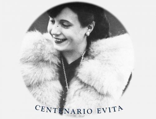 Centenario Evita: Una vida, una prueba de amor. Por Leila F. Estabre