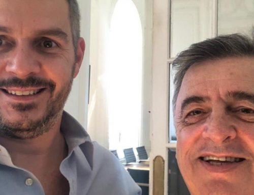 Luego de la interna y la derrota en Córdoba, Mario Negri se «amigó» con Cambiemos