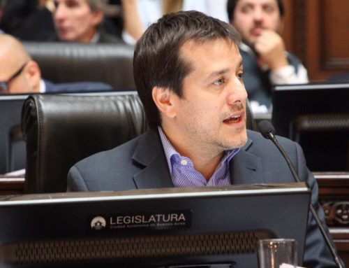 Grave denuncia del senador electo Mariano Recalde