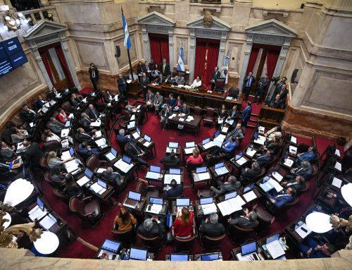 La oposición dejó sin quórum el tratamiento del proyecto de traspaso de mando