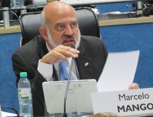 """Marcelo Mango: """"Para poder estudiar, primero se tiene que poder comer"""""""