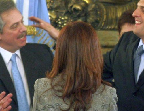 El frente para oponerse a Macri: TODOS