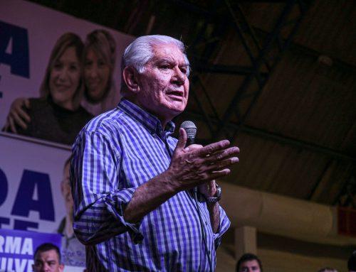 Senador Pereyra pide avanzar con el Fondo de Reparación Histórica para Neuquén