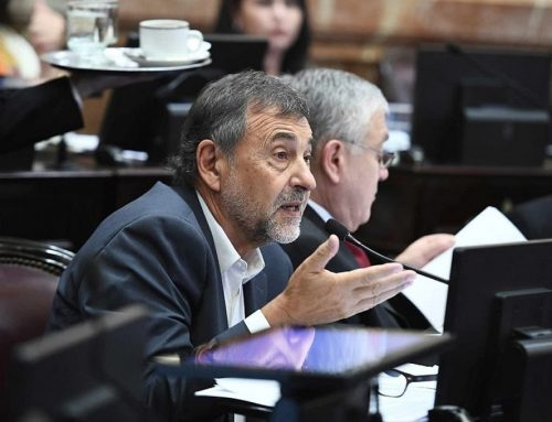 El cordobés «delasotista» Carlos Caserio conducirá el bloque que abandonó Miguel Ángel Pichetto