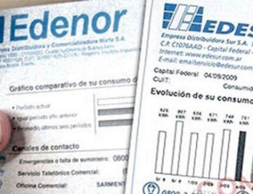 Crean Comisión especial para el traspaso de Edesur y Edenor