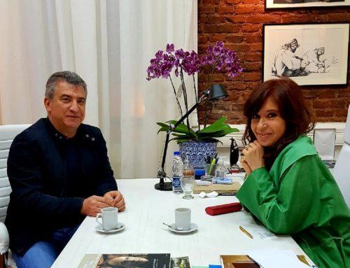 Por la reunión con Uribarri, CFK no asistió nuevamente a Comodoro Py