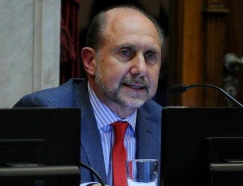Perotti será reemplazado en el Senado por un diputado provincial