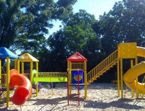 Legislatura Porteña: Nueva sanción por fumar dentro de los patios de juegos en plazas o parques