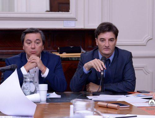 Presentan cambios al procedimiento y régimen de Faltas «para mayor celeridad y transparencia»