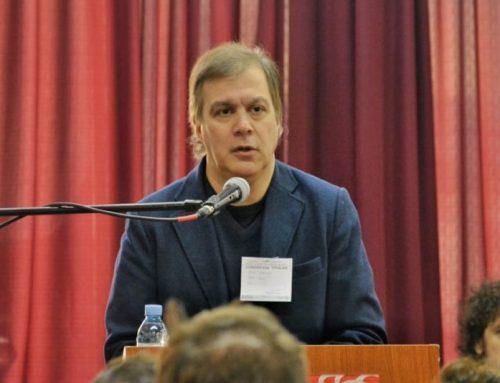 """El """"socialista"""" Roy Cortina se suma al macrismo"""