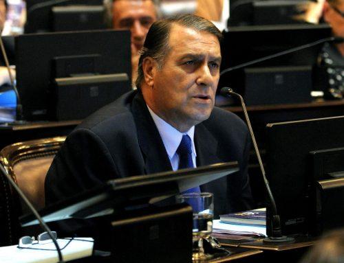 El senador radical Ángel Rozas no renovará banca por motivos «estrictamente personales»