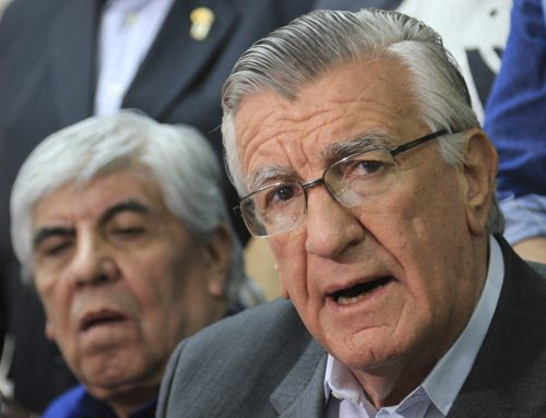 Gioja: «Estamos convencidos que si gana Buenos Aires gana el país»