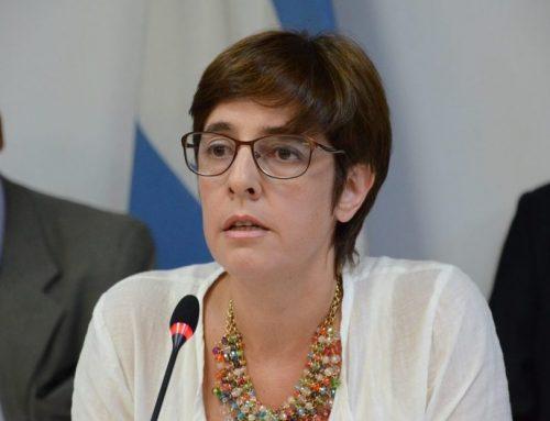 Gabriela Burgos: «La actitud de los gobernadores del PJ refleja cinismo e irresponsabilidad»