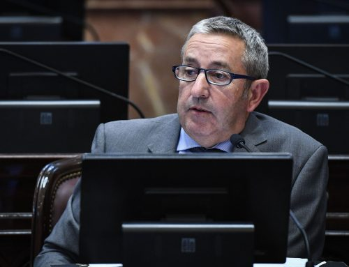 Senador Cobos presentó un proyecto de Ley para prevenir la violencia escolar