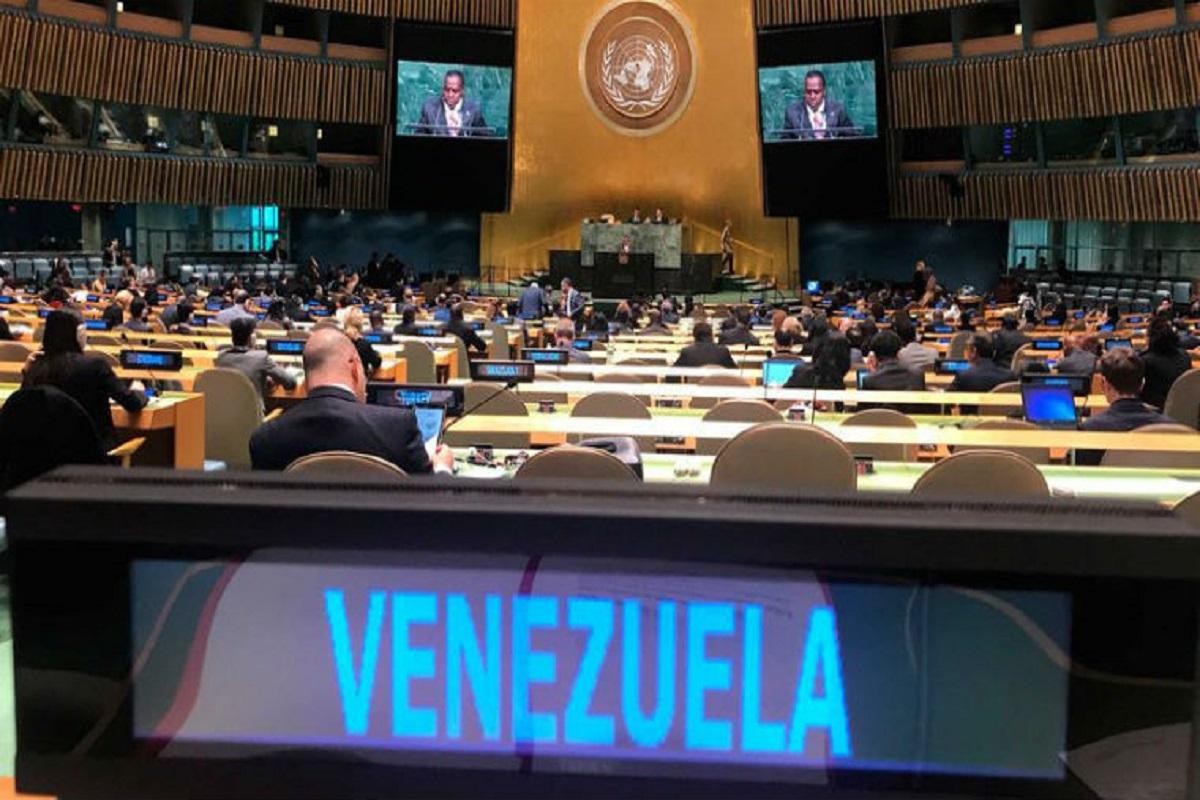 Resultado de imagen para venezuela en la onu