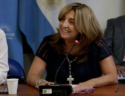 Diputada Frana pidió ampliar el presupuesto para el Instituto Nacional de la Mujer