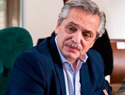 Alberto Fernández: «Le tengo miedo a Macri, porque si gana nos vamos a quedar sin país»