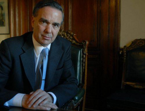 Pichetto afirmó que si llega a vicepresidente será «lo último que haga en política»