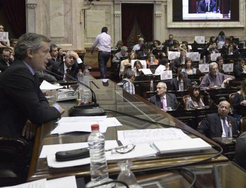 La oposición realizó el pedido de sesión por el golpe en Bolivia con la firma de un diputado del PRO